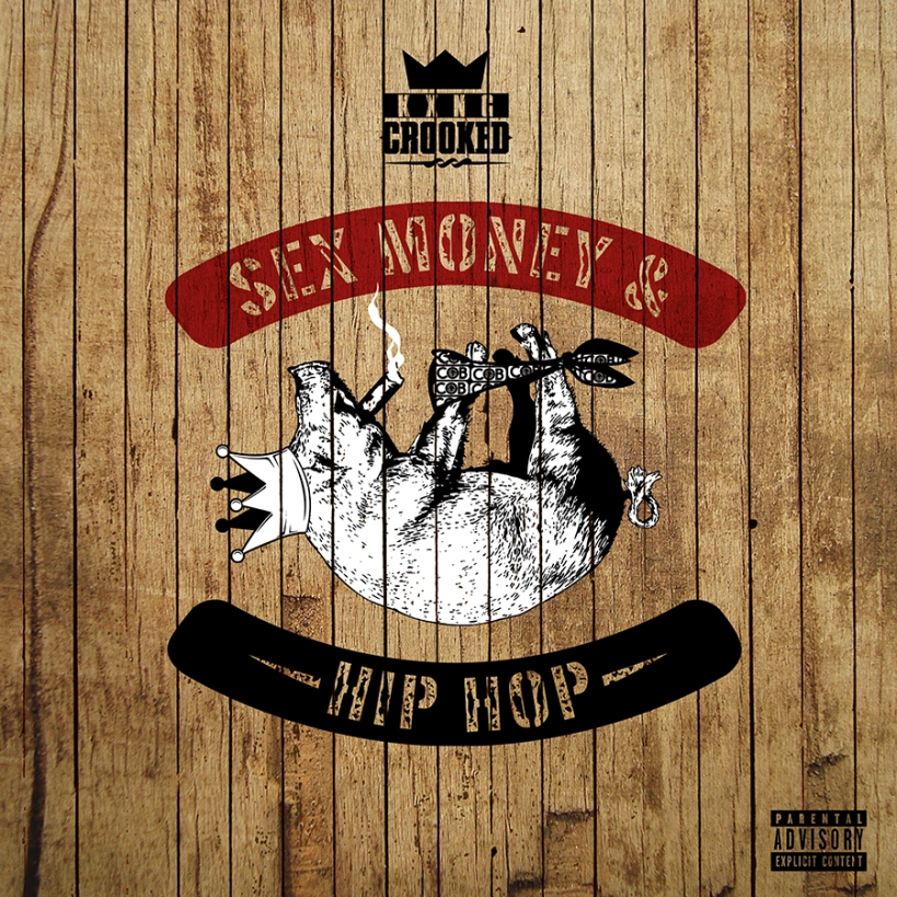 Kxng Crooked Sex Money and Hip Hop (art by Sabrina Hale and James Jaycee Cail)