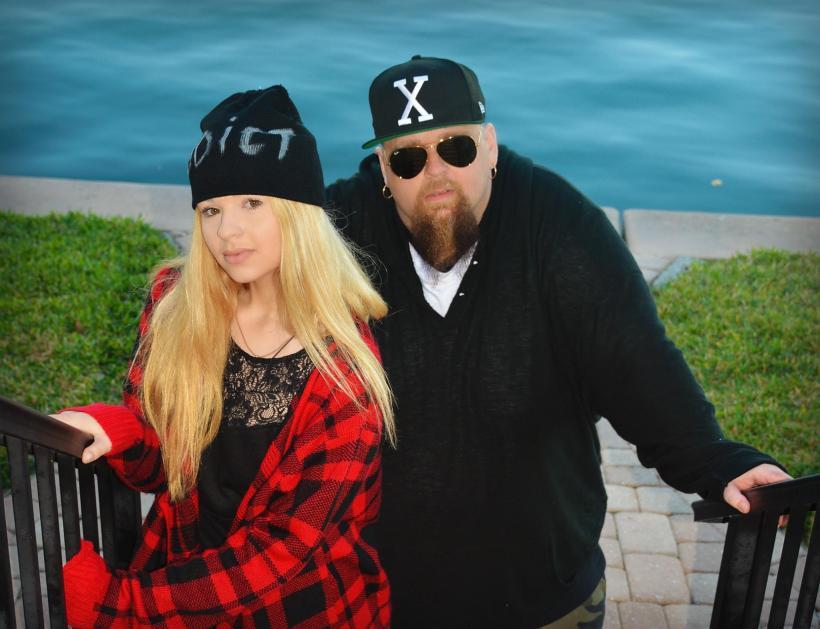 Jonathan Hay and DJ Hannahbella
