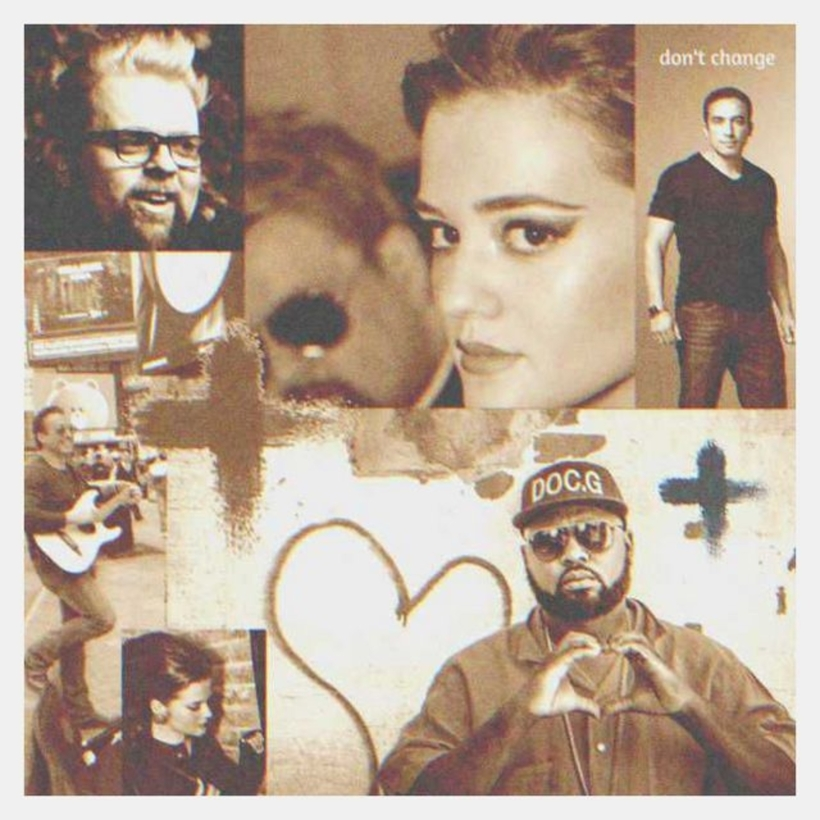Don't Change by P.M. Dawn, Iliana Eve, Jonathan Hay and Mike Smith