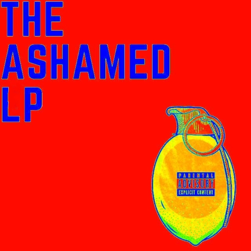 The Ashamed LP by Kxng Crooked, Iliana Eve